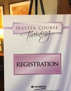 Allergan Master Injector Training at The Westin Kierland in Scottsdale, AZ